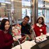 近鉄百貨店和歌山店のクリスマス