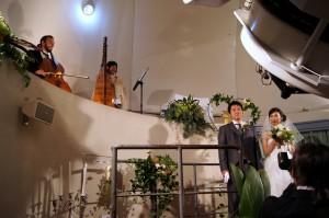 星前結婚式
