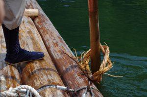 筏と櫂をつなぐ