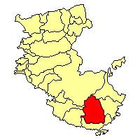 古座川町マップ