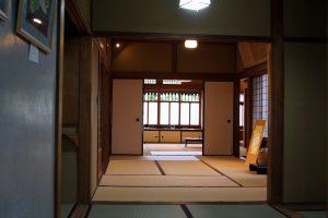 中川邸室内
