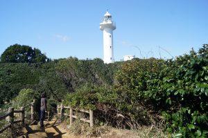 梶取崎灯台
