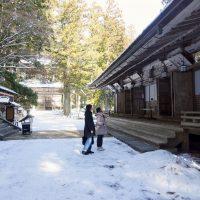 明神社と山王院