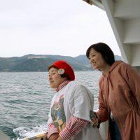 船で友ヶ島へ