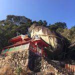 手ごわい、神倉神社。200125