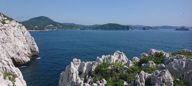 広川・由良、新緑と初夏の香りと白い岬をめぐる旅