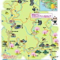 マップ © 古座川町