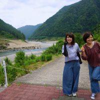 道の駅瀞峡街道熊野川で