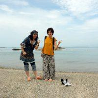 白浜、臨海浦海水浴場