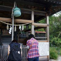 御崎神社に参拝