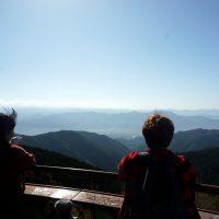 和歌山側の絶景も堪能