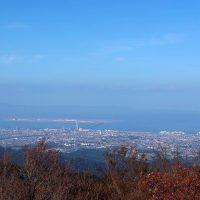 大阪側の眺望